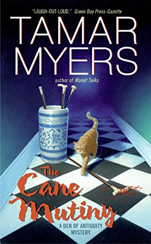 The Cane Mutiny (Den of Antiquity) - Tamar Myers