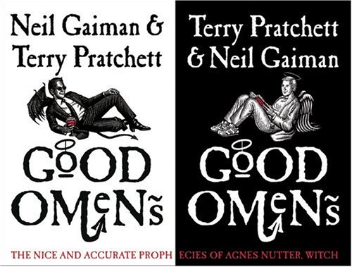Good Omens: The Nice and Accurate Prophecies of Agnes Nutter, Witch - Neil Gaiman, Terry Pratchett