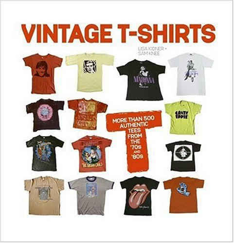 Vintage T-Shirts - Lisa Kidner; Sam Knee