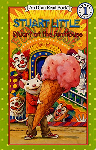 Stuart at the Fun House (I Can Read Books (Harper Paperback)) - Susan Hill