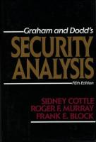 Security Analysis: Fifth Edition