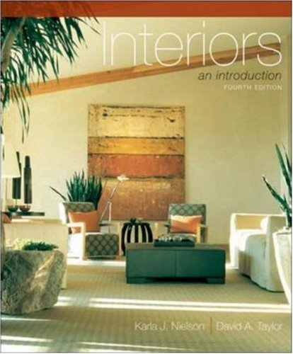Interiors: An Introduction - Karla Nielson, David Taylor