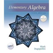 Elementary Algebra [With Access Code]