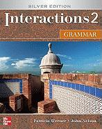 Interactions/Mosaic: Silver Edition - Interactions 2 (Low Intermediate to Intermediate) - Grammar Student Book