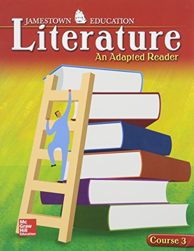 Jamestown Education: Literature- An Adapted Reader, Grade 8 [Paperback] by Mc.