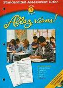 Holt French Level 1: Allez, Viens! Standardized Assessment Tutor