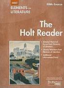 Holt Elements of Literature Reader, Fifth Course