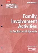 Family Involvement Activities in English and Spanish, Fifth Course