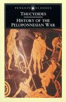 The History of the Peloponnesian War: Revised Edition
