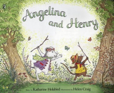 Angelina and Henry (Picture Puffin) - Katharine Holabird