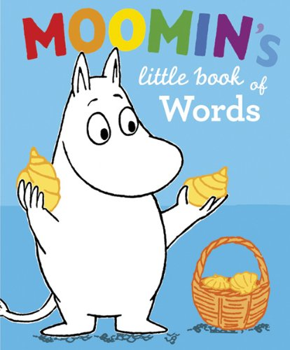 Moomin's Little Book Of Words - Tove Jansson