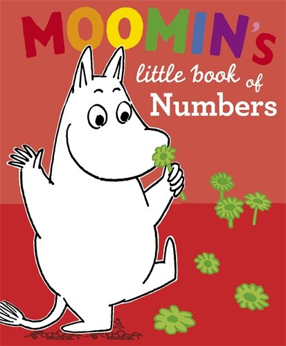 Moomin's Little Book of Numbers - Tove Jansson