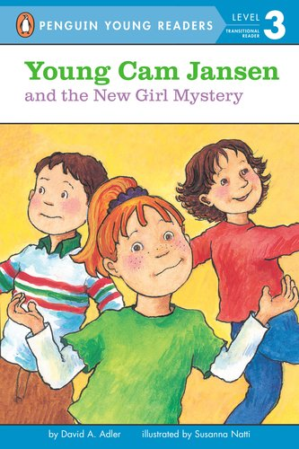 Young Cam Jansen and the New Girl Mystery - David A. Adler