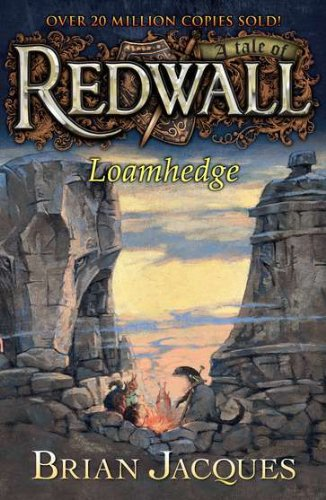 Loamhedge: A Tale from Redwall - Brian Jacques