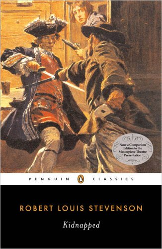 Kidnapped  (movie tie-in): Tie In Edition (Penguin Classics) - Robert Louis Stevenson