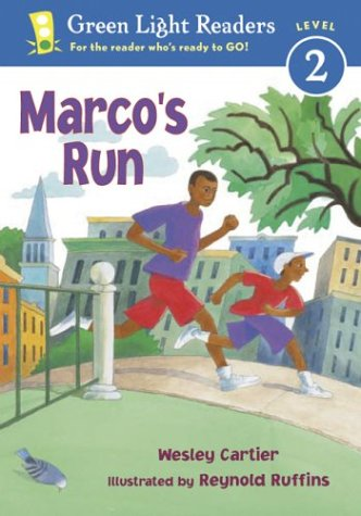 Marco's Run (Green Light Readers Level 2) - Wesley Cartier