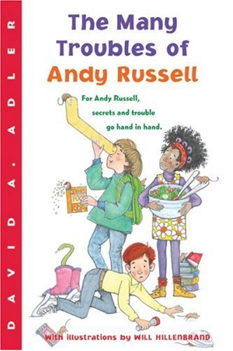 The Many Troubles of Andy Russell - David A. Adler