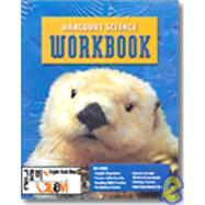 Pe Workbook Gr 1 Harcourt Science 2002