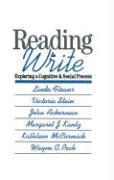 Reading-To-Write: Exploring a Cognitive and Social Process