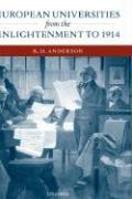 European Universities from the Enlightenment to 1914
