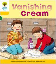 Vanishing Cream. Roderick Hunt