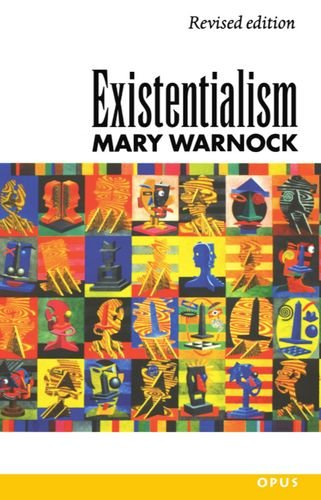 Existentialism (Opus Books) - Mary Warnock