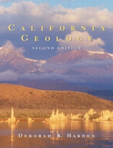 California Geology (2nd Edition) - Deborah Harden