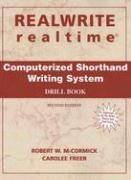 REALWRITE realtime: Computerized Shorthand Writing System: Drill Book