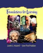 Foundations for Learning