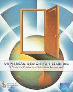 Universal Design for Learning: A Guide for Teachers and Education Professionals