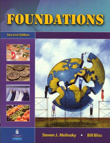 Foundations (2nd Edition) - Steven J. Molinsky, Bill Bliss