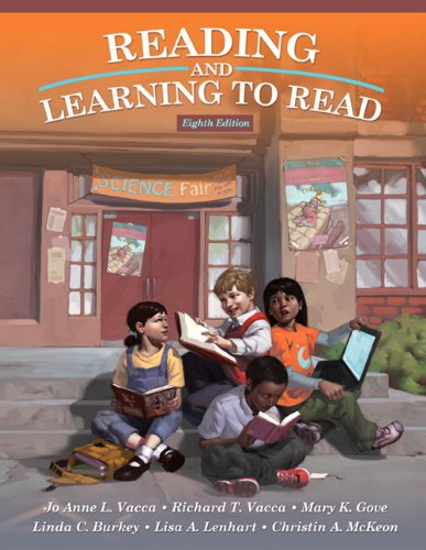 Reading and Learning to Read (8th Edition) - Jo Anne L. Vacca; Richard T. Vacca; Mary K. Gove; Linda C. Burkey; Lisa C Lenhart; Christine A. McKeon