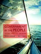 Government by the People, National, State, and Local, 2009 Edition