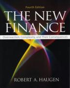 The New Finance: Overreaction, Complexity, and Their Consequences