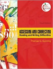 Assessing and Correcting Reading and Writing Difficulties [With Access Code]