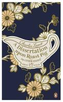 A Dissertation upon Roast a Pig and Other Essays.