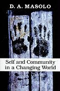 Self and Community in a Changing World