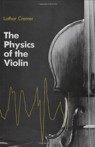 The Physics of the Violin - Lothar Cremer