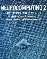 Neurocomputing 2: Directions for Research