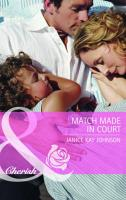 Match Made in Court. Janice Kay Johnson