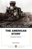 The American Story, Combined Volume