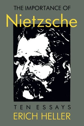 The Importance of Nietzsche (Sino-American-German Documentary) - Erich Heller