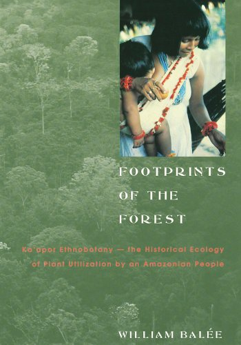 Footprints of the Forest - William L. Bal?e
