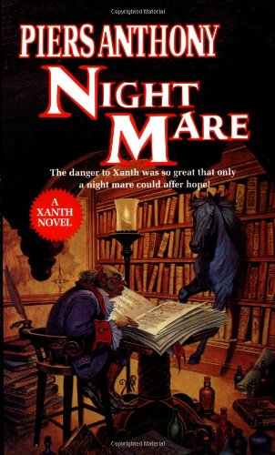 Night Mare (The Magic of Xanth, No. 6) - Anthony, Piers