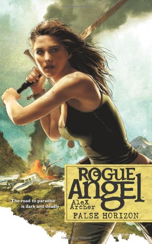 False Horizon (Rogue Angel) - Alex Archer