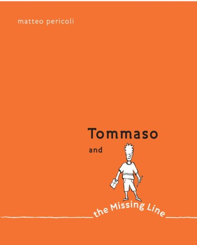 Tommaso and the Missing Line - Matteo Pericoli