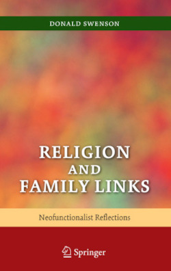 Religion and Family Links - Swenson, Donald