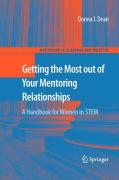 Getting the Most out of your Mentoring Relationships