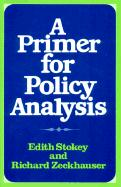 A Primer for Policy Analysis