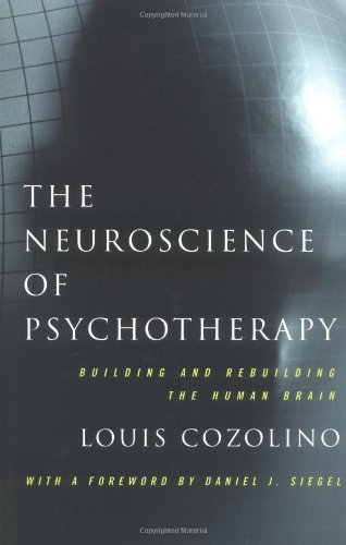 The Neuroscience of Psychotherapy: Building and Rebuilding the Human Brain (Norton Series on Interpersonal Neurobiology) - Louis Cozolino